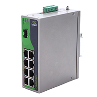 unmanaged industrial ethernet switch