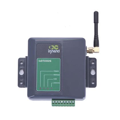 InDTU332 - Industrial Cellular Modem - InHand Networks - Global